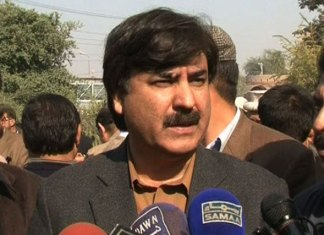 Shaukat Yousufzai decides to challenge re-election in Shanlga