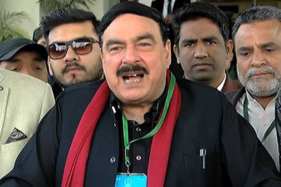 Sheikh Rasheed's plea against ECP's verdict delaying polls on NA-60 rejected