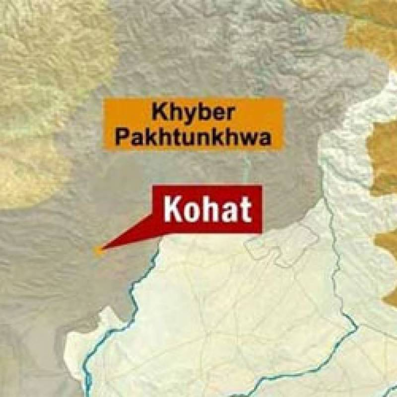 Two Killed Injured In Kohat Road Accident Khyber News - Kohat map