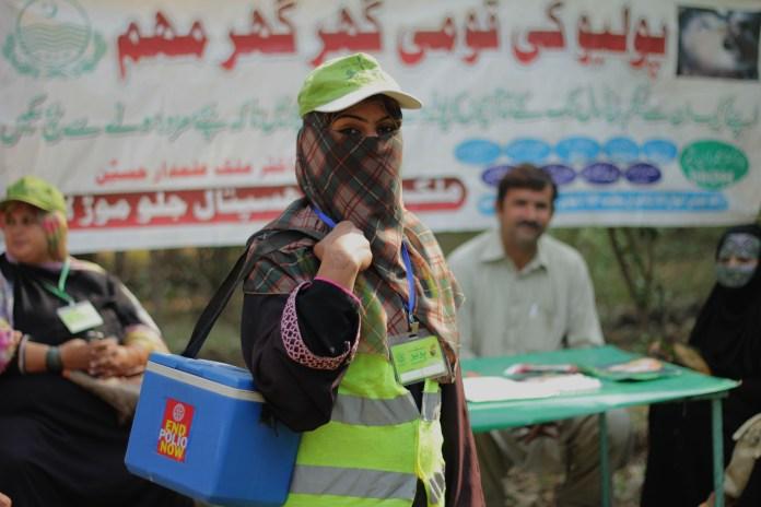 Anti-polio campaign begins in KP, Punjab, Karachi