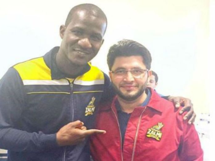 Zalmi retains Sammy as Captain