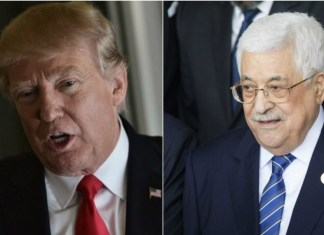 U.S. threatens to withhold aid cash to Palestinians
