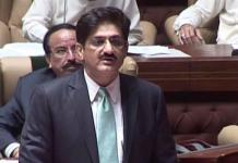 Sindh Assembly elects PPP's Murad Ali Shah as Chief Minister