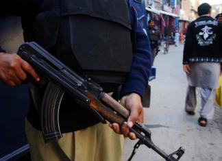 Police official martyred in Hayatabad area of Peshawar