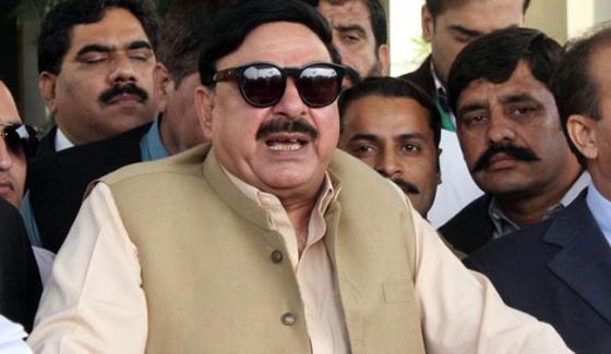 AML Chief Sheikh Rasheed