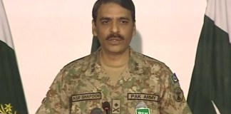 Indian Army Chief's irresponsible statements endangering regional peace: DG ISPR