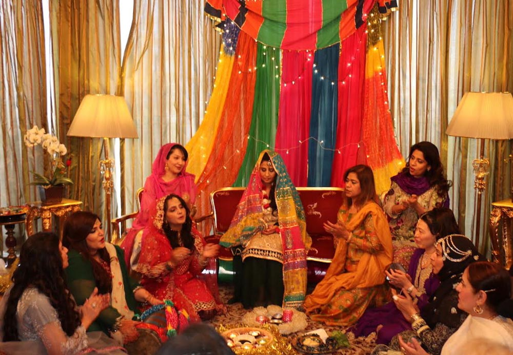 Traditional Pakistani wedding culture showcased at Ankara - Khyber
