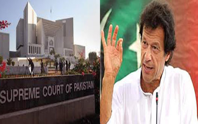 PM Imran moves SC against IHC decision in foreign funding case