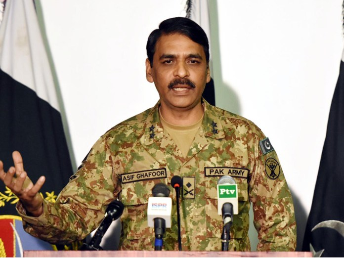 No one would be allowed to destabilize country at any cost: DG ISPR