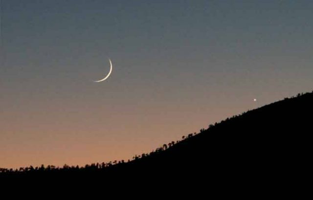 Shawwal crescent sighting likely on June 14: Met office