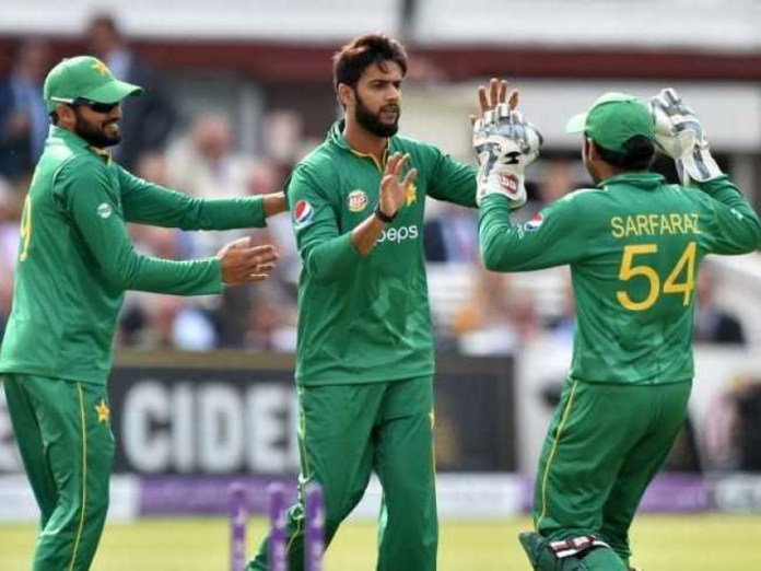 Pakistan cricket team will depart for Ireland ,England on Monday