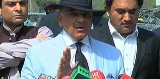 Shahbaz Sharif crushes NAB's summon beneath feet