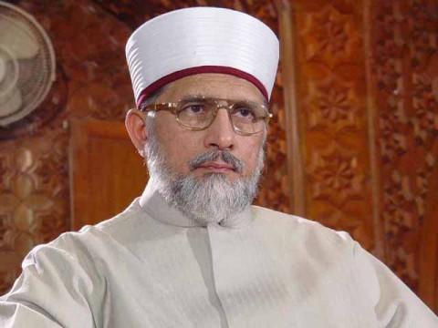 Dr Tahirul Qadri announces retirement from politics
