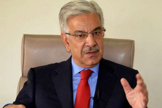 Image result for donald trump and Khawaja Asif