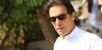 PTI Chairman Imran Khan arrives in Karachi on three-day visit