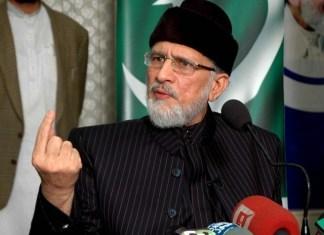 Qadri lambastes PM Imran over due justice to Model Town victims