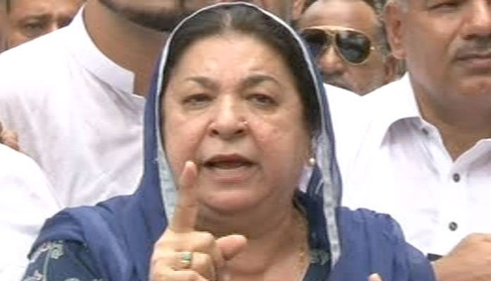 PML-N's Khan beats PTI's Yasmeen on NA-125 Lahore