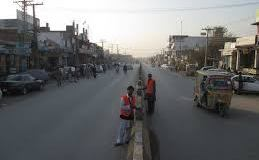 Mardan-Swabi Road