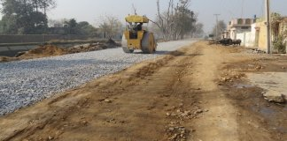 Construction of roads approved in KP