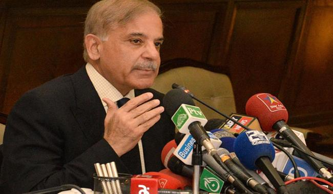 Shehbaz urges politicians to forge unity for resolution of Pakistan's problems
