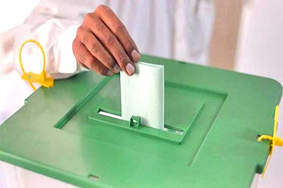 By-election on local government seats in 7 districts of KP underway
