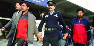 Pakistanis deported