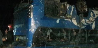 Dalbandin road accident