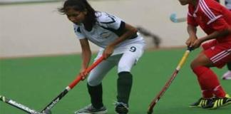 Pakistan women hockey team