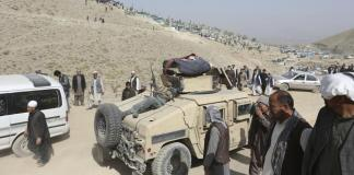 Kabul army base suicide attack
