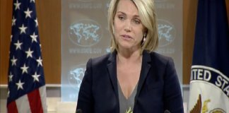 Heather Nauert US State Department Spokesperson