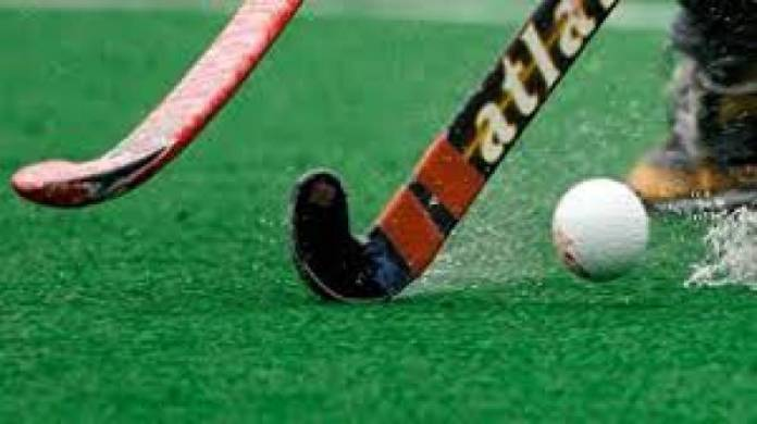 Pakistan defeated in hockey match