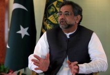 Pakistan committed for role in tackling climate change issue: PM