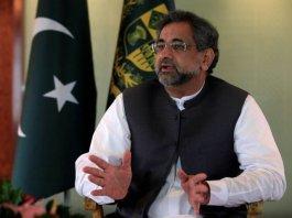 PM Shahid Khaqan Abbasi