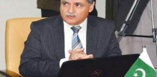Dr Sherzada Khan CEO NTS