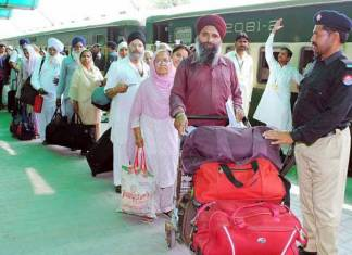 Pakistan issues visas to Sikh pilgrims for Ranjit Singh's death anniversary