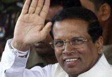 Sri Lanka President