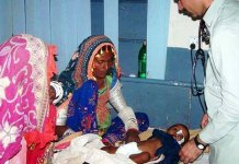 Three more children died of malnutrition in Tharparkar