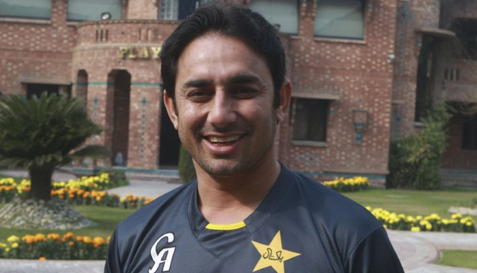 Saeed Ajmal retired