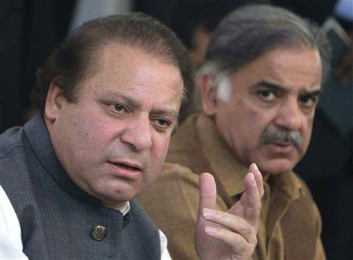 Nawaz Sharif-Shehbaz Sharif PML-N