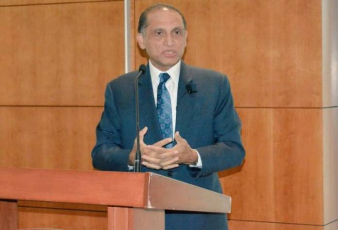 Aizaz for continued US-Pak partnership for peace in Afghanistan