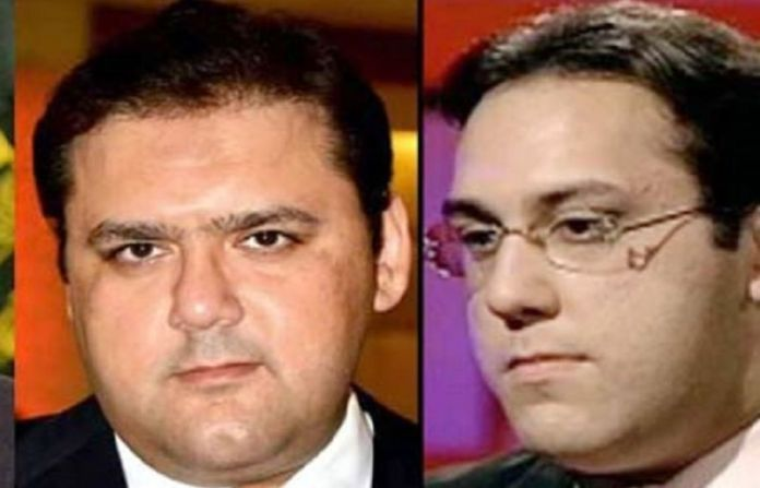 Hussain and Hassan declared as absconders