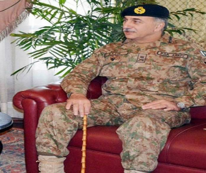 Lieutenant General Nazir Corps Commander Peshawar