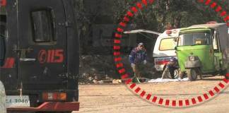 Peshawar Agriculture Directorate terrorists attack