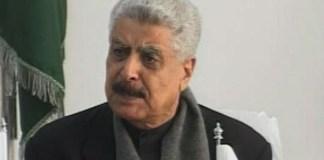 SAFRON Minister Abdul Qadir Baloch