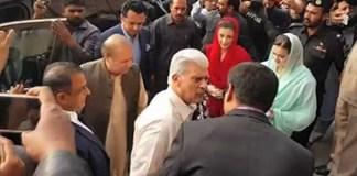 Zardari playing shameful game involving renowned politicians: Nawaz