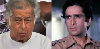Shashi Kapoor died