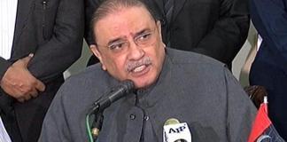PM Imran should meet Pompeo during his visit to Pakistan: Zardari