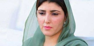 Gulalai asks PTI member Seema for list of party's angry members