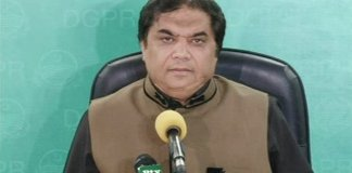 Hanif Abbasi PML-N