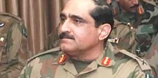 Former CJCSC Khalid Shameen Wayyne